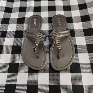 Esny💎Jeweled Sandals!💎